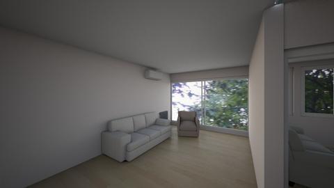 sofa   fotelja ksds - Living room  - by sinemarb