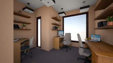 LightHouse Gallery Office - Modern - Office  - by lcb103