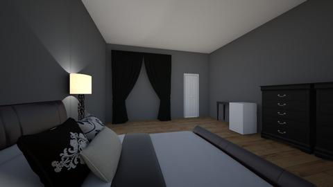 Anette Patricio - Bedroom  - by anettee8