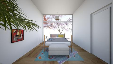 remi - Eclectic - Bedroom  - by mcKAY Design