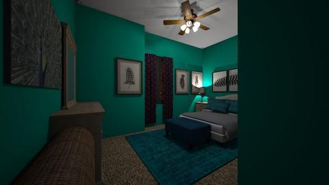 Chicago Apt Bedroom 3 - Bedroom  - by SammyJPili
