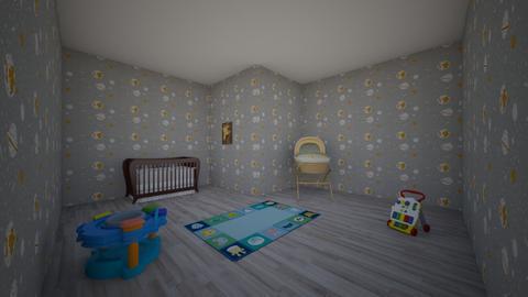Bryce Room - Kids room  - by skye245