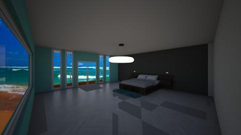modern mansion - Modern - by starpolion35