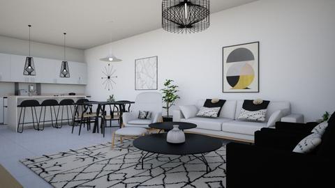 3790 222 - Living room  - by Lia Malhi