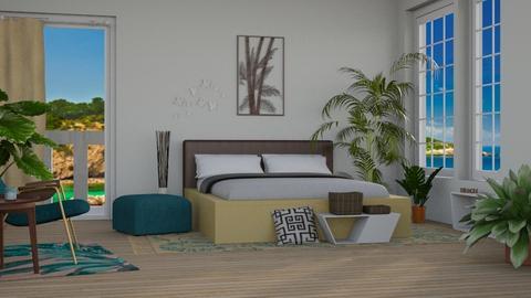 Ibiza Hotel - Modern - Bedroom  - by millerfam