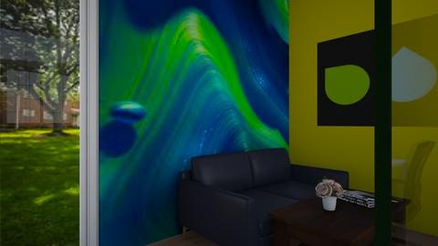 Reception1 - Office  - by Bwogyi