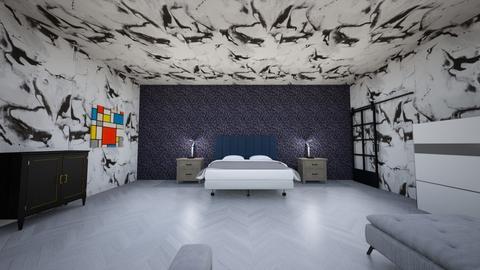 umut - Modern - Bedroom  - by serifekaradagli