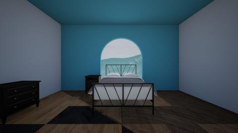 blue - Bedroom  - by taebay1 OSG
