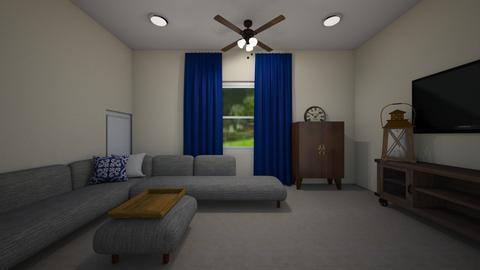 Family room - by BlobbyFish