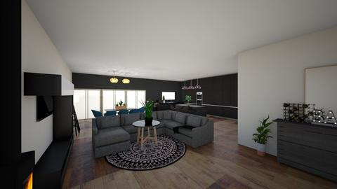 living room - Living room - by pilko88