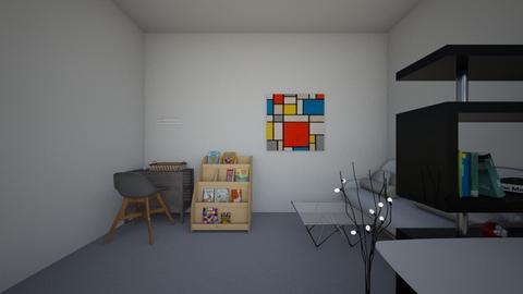 Minimalist Office - Minimal - Office  - by Caitlyn Tan
