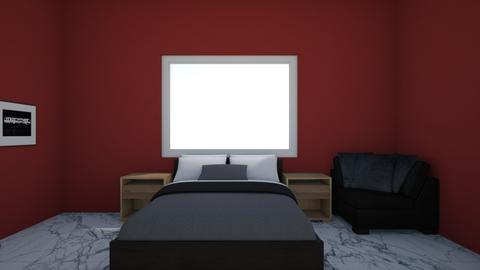 cuarto agaim - Bedroom  - by PaolaRoque