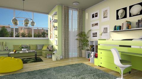 Teenager Bedroom - Bedroom  - by bigmama14