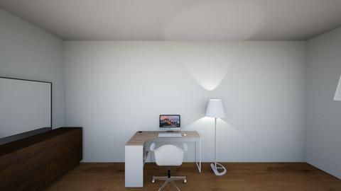Habitacion - Modern - Bedroom  - by Dayana0805