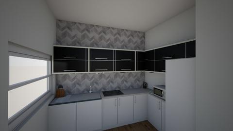 mutfak - Kitchen - by hcikikci16