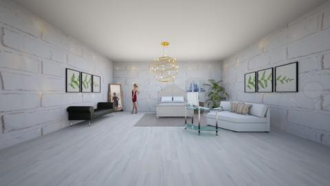 what to add or correct - Modern - Bedroom  - by PrettyluhNia