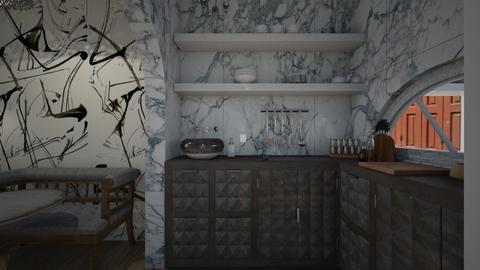 Casa201Kitchen - Eclectic - Kitchen  - by nickynunes