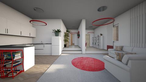 small home - Living room  - by lokneszikolbasz