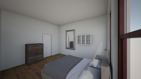 Bedroom - Bedroom  - by sharpenedelcu