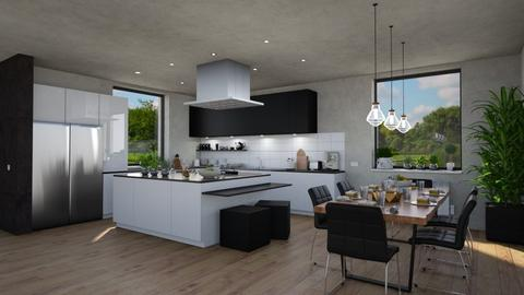 Cascais - Modern - Kitchen - by Claudia Correia