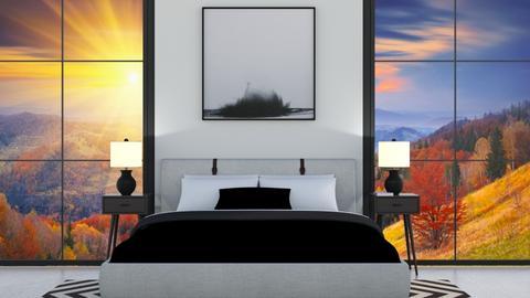 Number 2 - Bedroom  - by Tanem_Cagla
