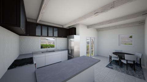 Kitchen - Modern - Kitchen  - by LilBonBon