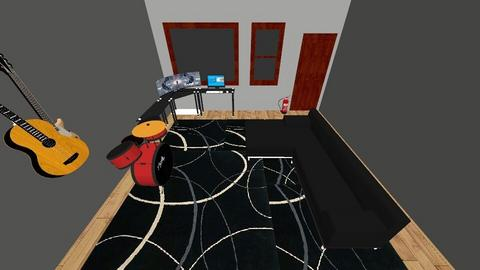 KAMAR ARDI - Minimal - Bedroom  - by komputersidauruk