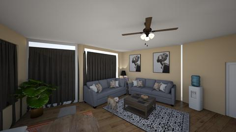 Living Room - Living room  - by mohra89