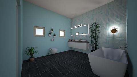 Bathroom - Bathroom  - by Annabel C