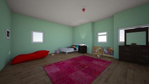 my sisters room - Bedroom - by 29catsRcool