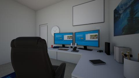 Room setup - Modern - Office - by Laler