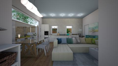 SUMMER HOUSE DR - Living room - by bettamarchegiano