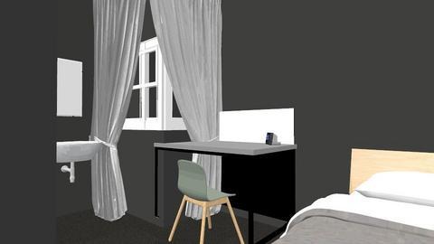 my dream  - Bedroom  - by bunny ger