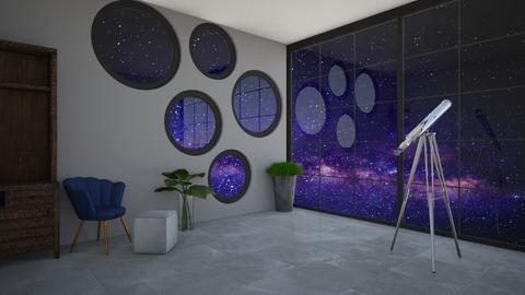 Stargazing Contest_Tanem - Living room  - by Tanem Kutlu