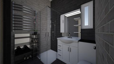 bathroom - Bathroom  - by Hanulka 1