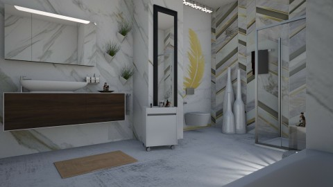 31202017a - Classic - Bathroom  - by matina1976