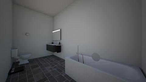 Bathroom - Minimal - Bathroom  - by furnitureguy