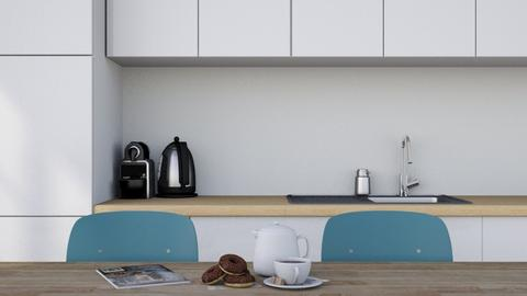 Kitchen detail - Minimal - Kitchen  - by HenkRetro1960