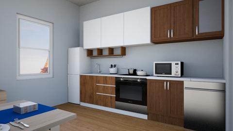 NCD kitchen  - Kitchen - by Littlemundane