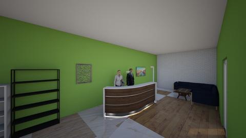Lobby COE SMK BM - Office  - by wiwiegv