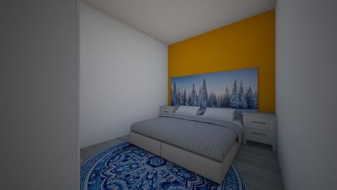 contrast - Bedroom - by EmmaC7