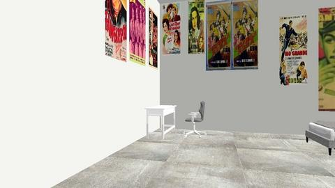 Gustavo - Modern - Bedroom  - by gutzi