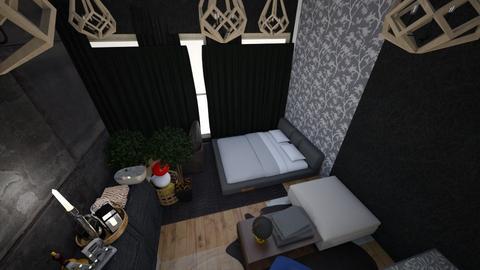 neysy y wilsy 2 - Bedroom  - by Mary_004