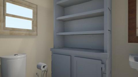 Bathroom 1 Remodel - Country - Bathroom  - by Lorna20111