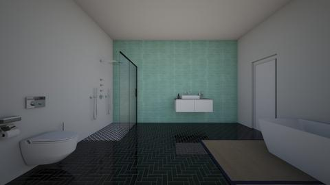 IslaHarlowbathroom - Bathroom - by Islaj