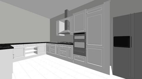 CJ - Kitchen  - by FACSEMS
