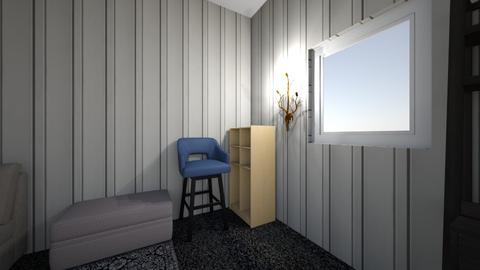 Office bedroom - Bedroom  - by torresluke