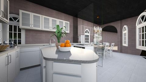 Kitchen - Modern - Kitchen  - by queencheese