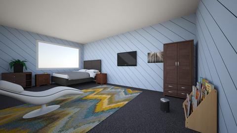 MY ROOM - Modern - Kids room  - by baldwinp25