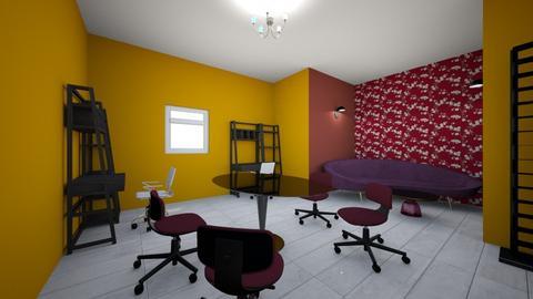 office design - by kklkkk